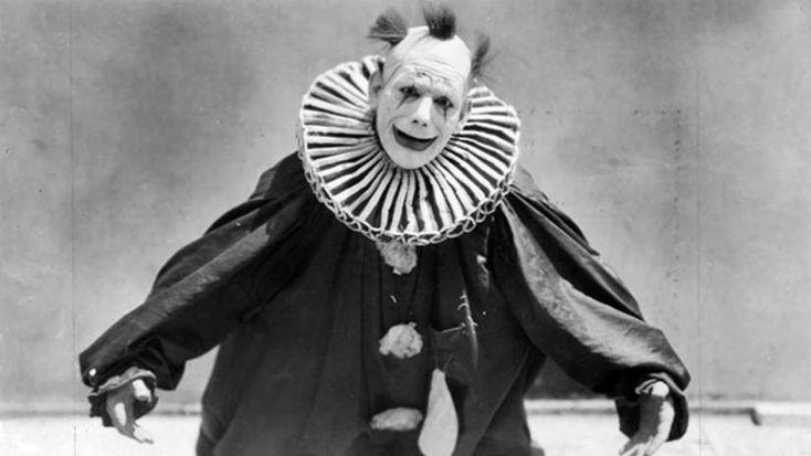 He Who Gets Slapped: The Original Creepy Clown Movie   Den of Geek
