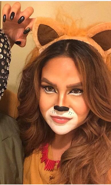 Lioness Halloween Costume