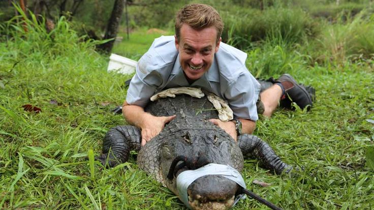 Reptiles with Grant Denyer | The Living Room