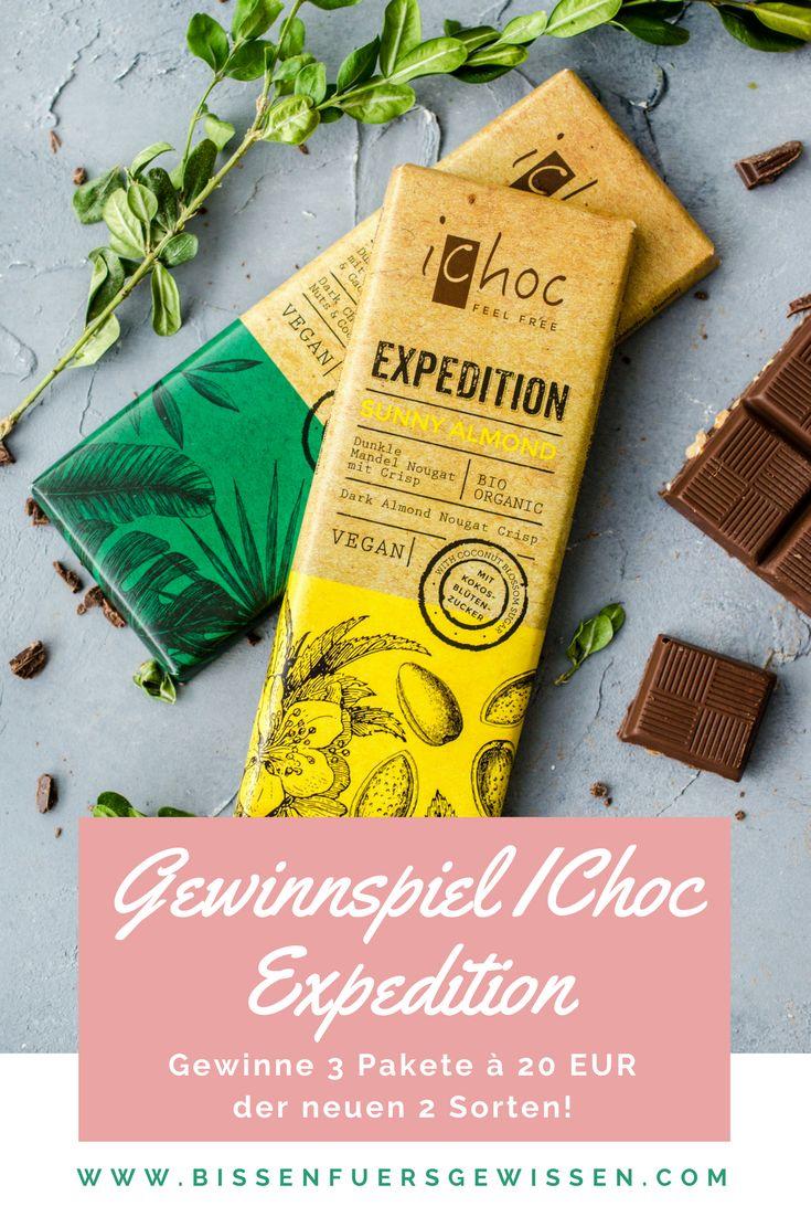 Gewinnspiel Schokolade