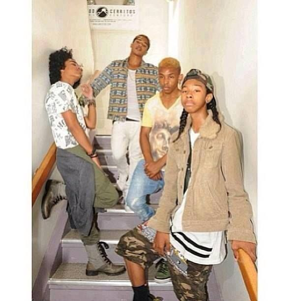mindless behavior 2014 | Mindless Behavior by AgosBarbz