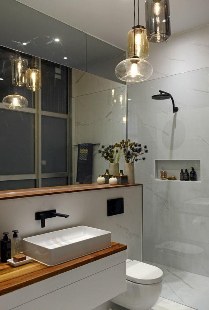 1198 best salle de bain images on pinterest Salle de bain cocooning