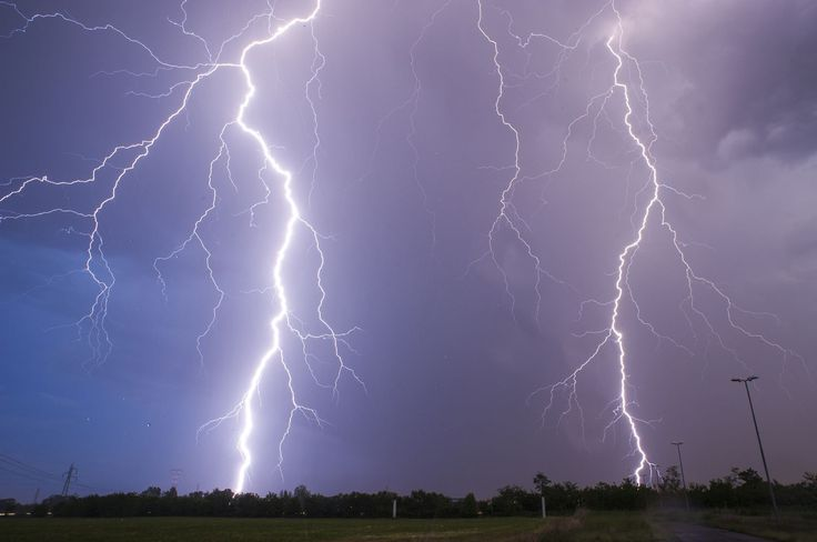 Alerte aux orages dans le nord-est de la France
