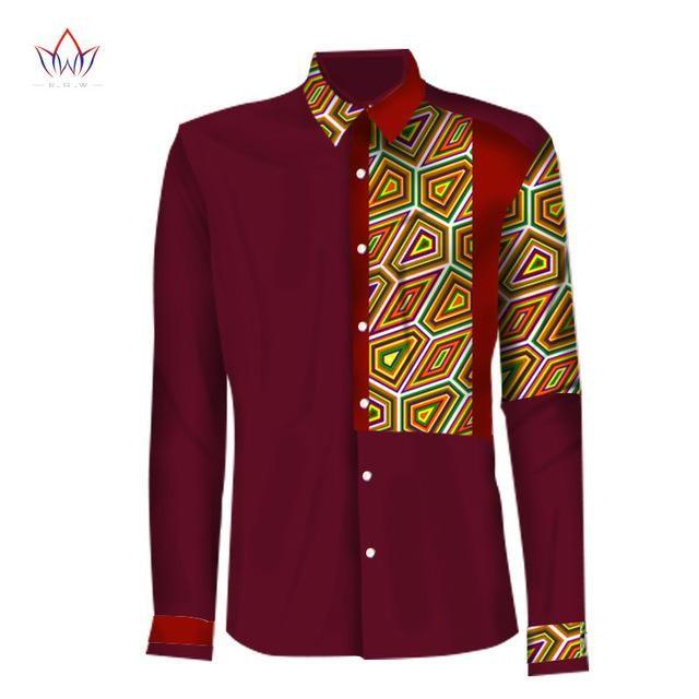 2017 Spring New Fashion Design Shirt Men Long Sleeve Slim Fit Mens Dashiki African Print Casual Style Men Shirts 6xl Brw Wyn280 African Shirts For Men African Men Fashion Dashiki For Men,Automotive Design Engineer