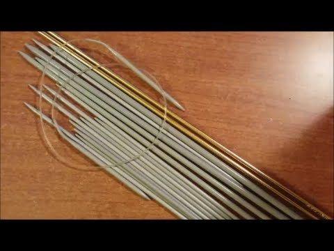 Come lavorare i diversi tipi di ferri tutorial maglia ai - Diversi tipi di figa ...