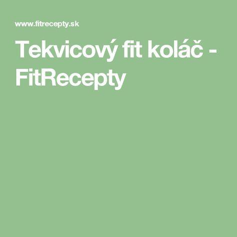 Tekvicový fit koláč - FitRecepty