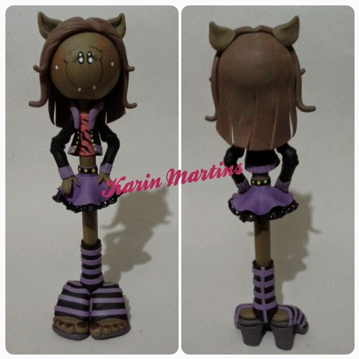 Monster  clawdeen