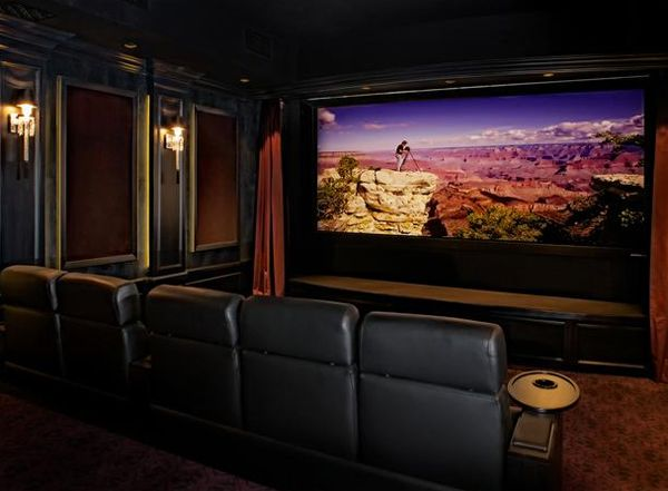 High Quality Best 25+ Home Theater Design Ideas On Pinterest | Home Theater Lighting, Home  Theater And Movie Rooms