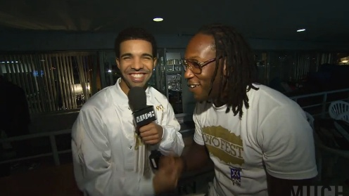 Much Music: Drake OVO Fest 2012 Special (Video)