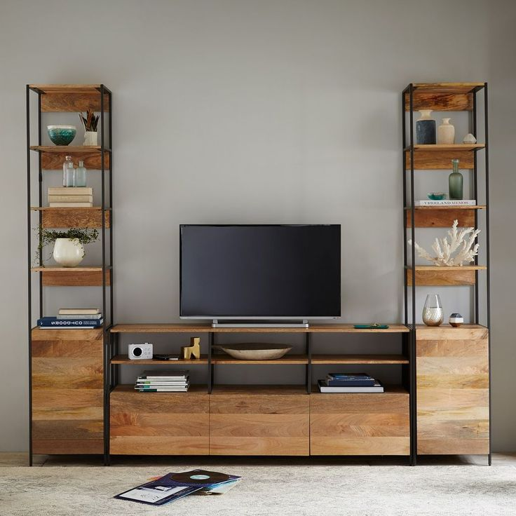 Cool Home Entertainment Designs: 25+ Best Ideas About Home Entertainment Centers On