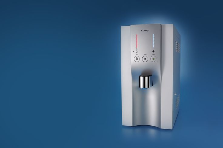 coway water purifier. Design by BDCI (www.bdci.co.kr)