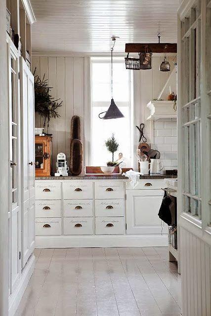 Nordic Style Kitchen - Sweden