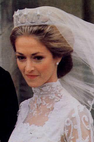 20 October 1979: Penelope Meredith Eastwood marries Norton Knatchbull, 8th Baron Brabourne.