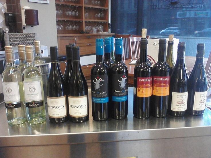 Beso de Vino in Sorella Wine & Spirits , Minneapolis, Minnesota (USA)