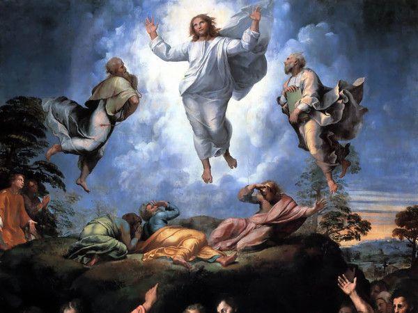 Trasfigurazione - Raffaello Sanzio - Pinacoteca Vaticana