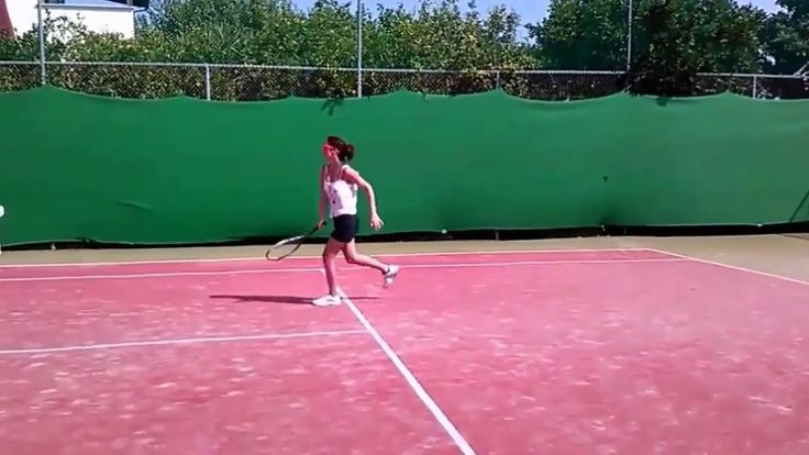 TENNIS Don't stop