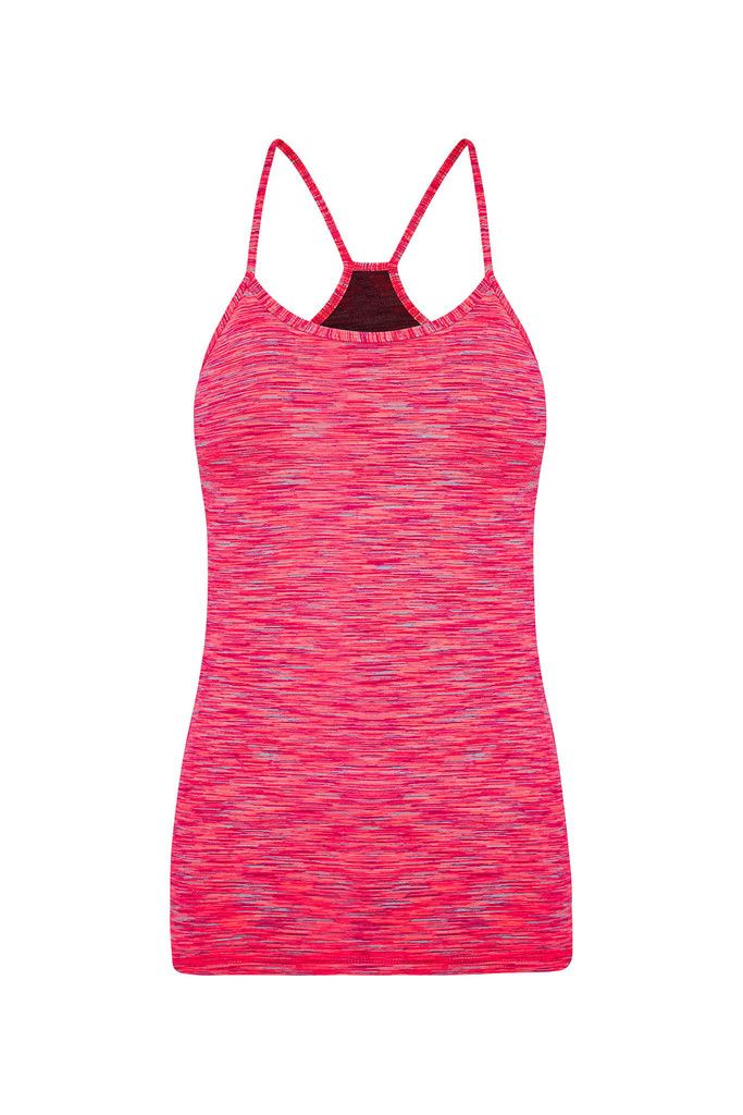 Dazzle Qi Sports Tank – Dharma Bums Yoga and Activewear