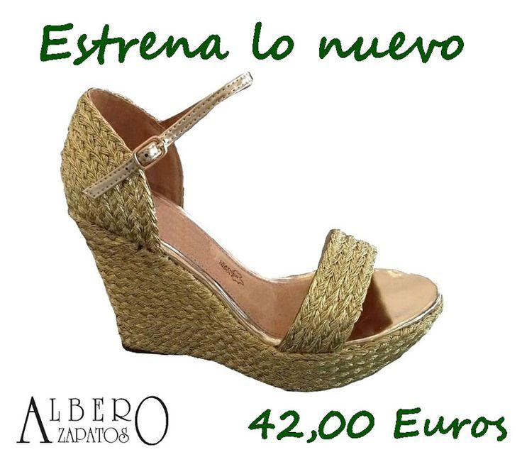 Albero Zapatos te viste en la #FeriaSevilla15 !   Esta feria estrena lo nuevo