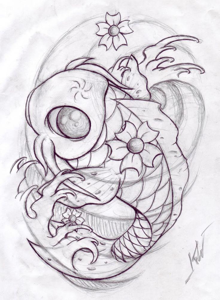 252 best tattoo oriental carpa koi coy carp for Coy carp tattoo