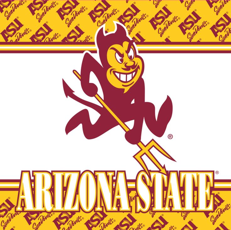 Sparky The Sun Devil Is The Official Mascot Of Arizona