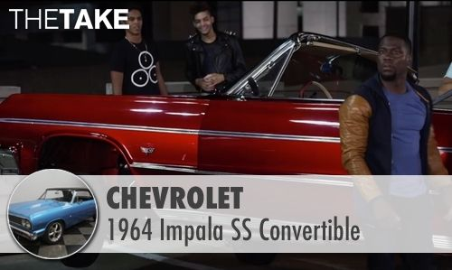 Chevrolet 1964 Impala SS Convertible as seen on Ben Barber ...
