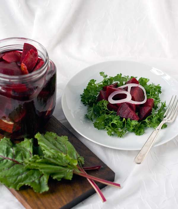 Quick Pickled Beets | Gluten Free Recipes | Refined Sugar Free | Simply Gluten Free