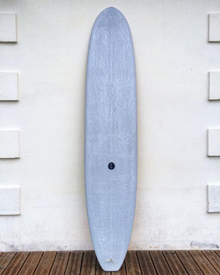 For sale.  #chipironsurfboards #chipiron #log #petitcochon #singlefin #longboard #tintresin