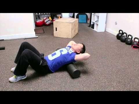 2 ways to help fix stubborn kyphosis (hunchback posture ...
