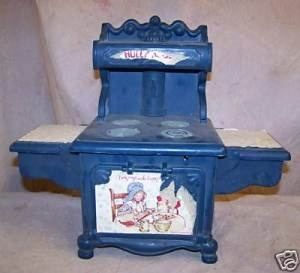 holly hobbie stove/oven