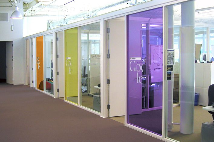 EGG Office Google Interior Office Design