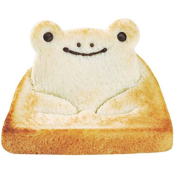 Creative DIY Frog Bear Panda Shape 3 in One Sandwich Maker Bread Mold Mould Cutter >>> Review more details here : Small Pastry Molds