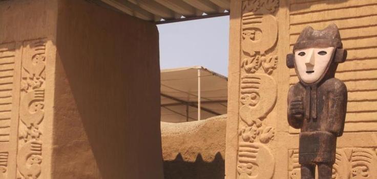 Palacio Tschudi en el complejo arquelógico Chan Chan. (per109.org)