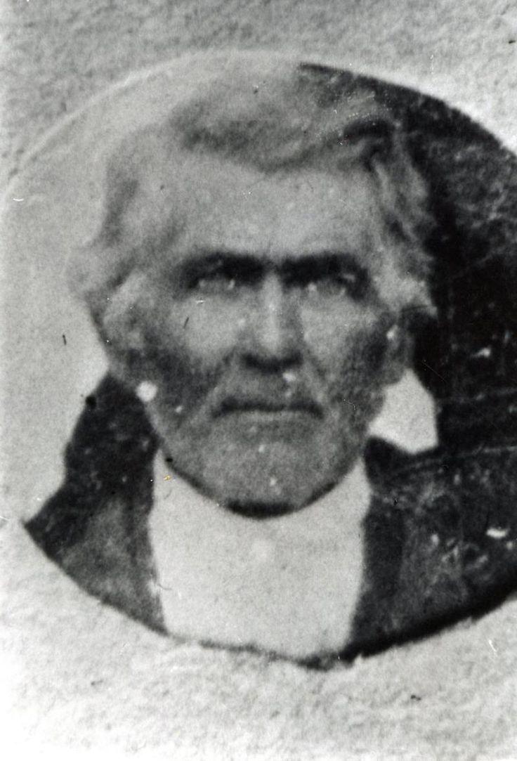 Abraham washburn