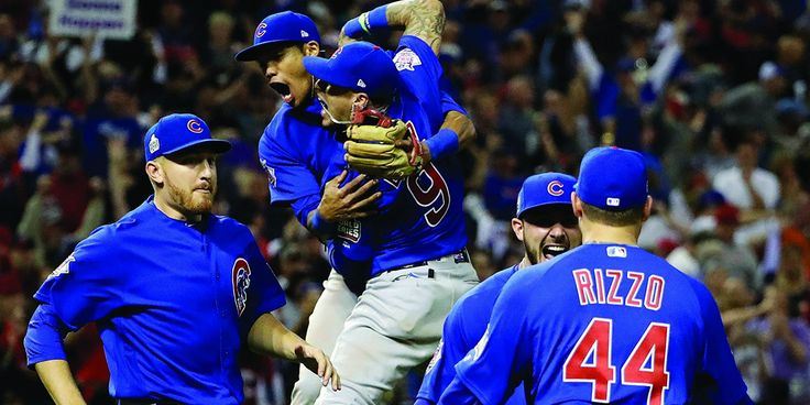 Chicago Cubs World Series Win is Becoming a Movie http://ift.tt/2mpFVr5 #timBeta