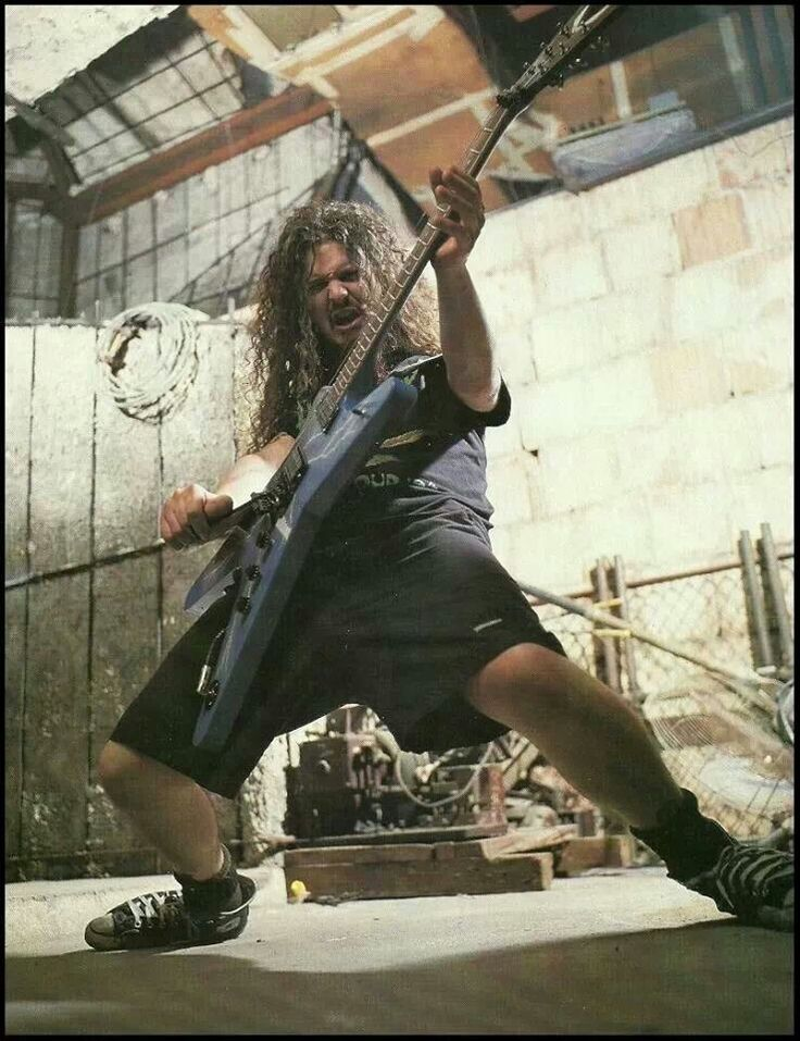 The one and only Dimebag Darrell Abbott