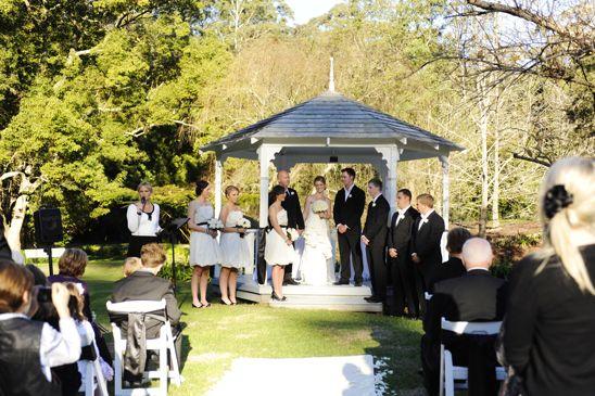 Central Coast wedding location. Outdoor weddings. Central Coast Wedding Photography by Impact Images - www.impact-images.com.au