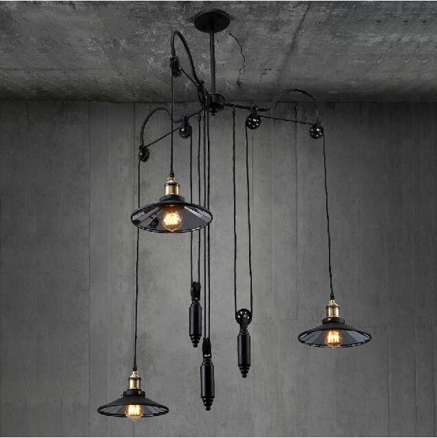 Items Similar To Rustic Light Pendant Lighting Pulley On Etsy: Best 25+ Pulley Ideas On Pinterest