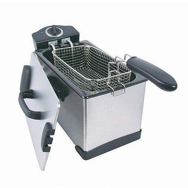 2.5 Liter Electric Deep Fryer