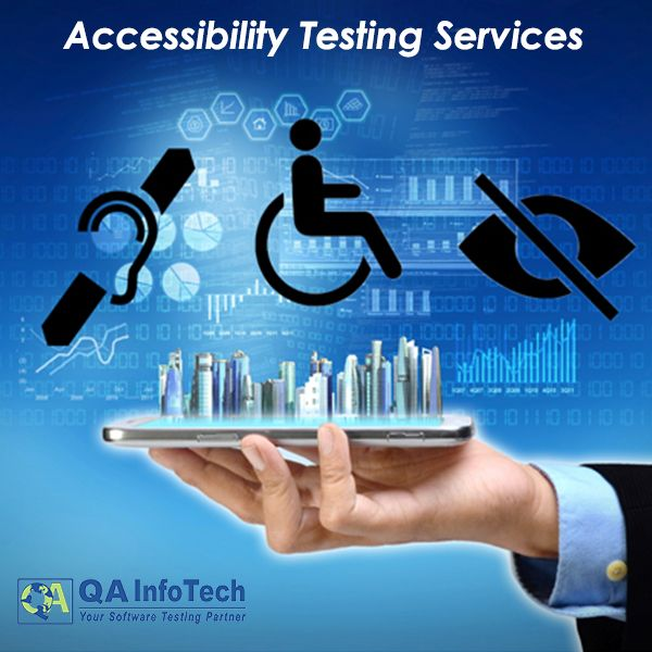 Web accessibility ensures that differently- abled people do not face any roadblocks while accessing the Web application. https://qainfotech.com/accessibility-testing-services.html For #AccessibilityTesting services, consult team of experts @QAInfoTech
