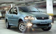 Plan Nacional Fiat Siena EL