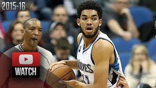 Karl-Anthony Towns - Minnesota Timberwolves