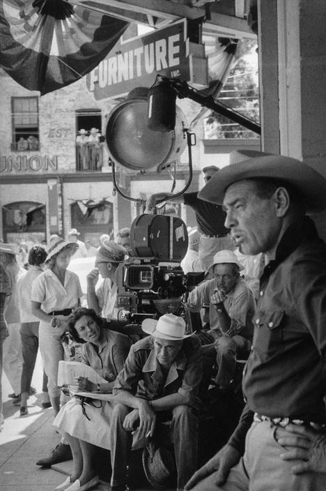 John Huston & Clark Gable