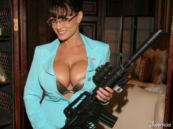 Sarah Palin Porn Lisa Ann 16