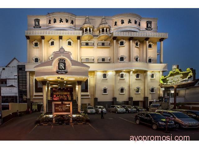 Royal Regal Hotel Ayopromosi Gratis