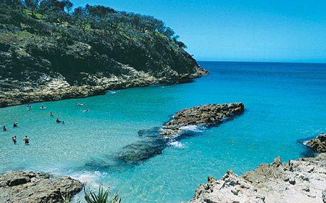 North Stradbroke Island, Australia