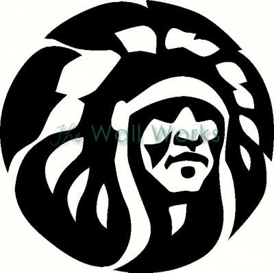 Native American Indian Tattoo Designs Tribal Warrior Wild Animals ...