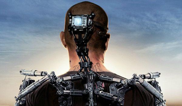 O filme aborda também a questão da alta-tecnologia,o próprio corpo humano se transforma em uma máquina capaz de ser controlada por um computador e que pode acessar vários locais ao mesmo tempo usando um comando que vem do cérebro.