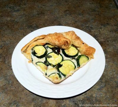 Ricotta, Zucchini and Adventure on Pinterest