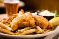 9 Easy Steps to Delicious Home Made Fish and Chips: Fish and Chips