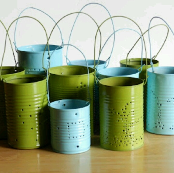 Cute dyi lanterns